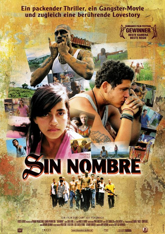 """Sin Nombre"" (2009) Soundtrack music, Spanish movies"