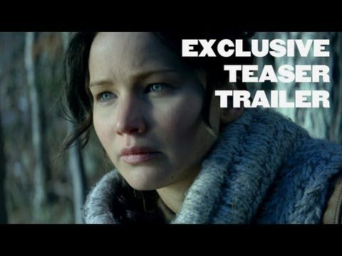 The Hunger Games: Catching Fire - Trailer FINALLY!!