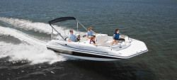 New 2013 - Hurricane Deck Boats - SS 201 OB