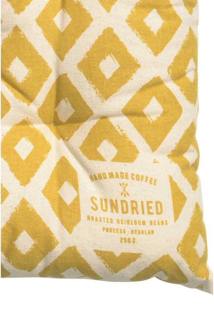Подушка на сидение | H&M