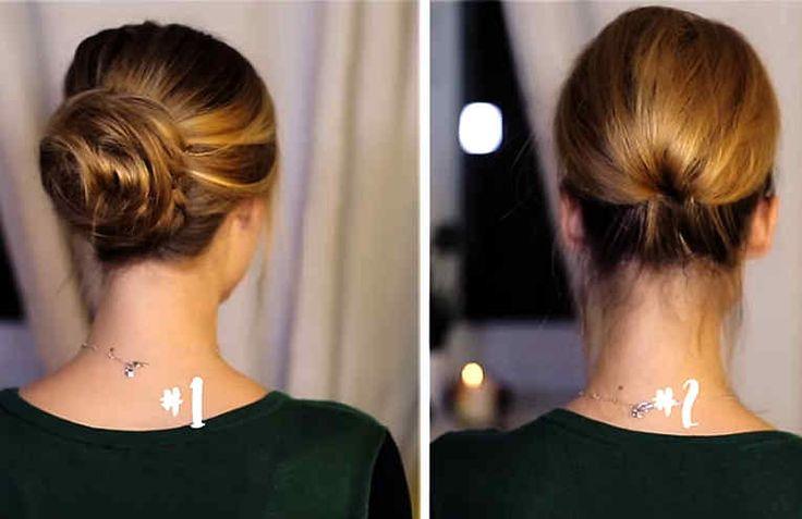 Секреты укладки тонких волос. Мастер-класс. Красивые прически на каждый день, причесываемся за 5 минут!