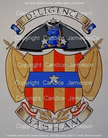 New ideas and concepts for heraldry appropriate for citizens of the Republic of the United States of America. Art work by American heraldic artist Candice Jamieson (America, Colonial Designs, Colonial heraldry, American heraldry, American crests, American College of Arms, American armigers, American design. United States Navy, United States Marine Corps, US Army, US Airforce)