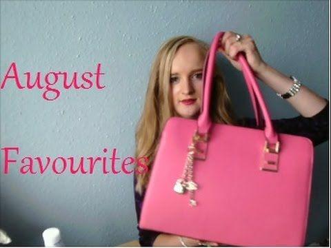 August Favourites 2014 | RetroBombshell TV