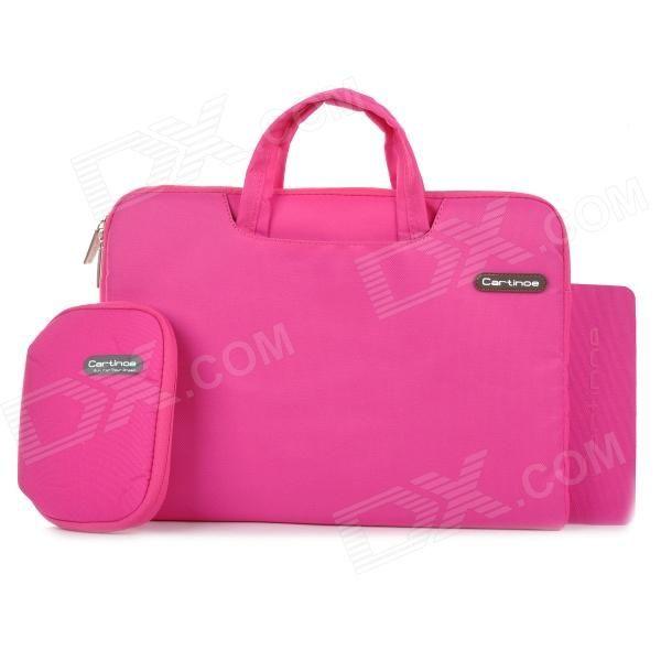 "Cartinoe Laptop Inner Bag   Coin Purse   Mousepad for Apple MacBook Air / Pro 13.3"" Tote Bag Price: $23.24"
