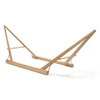 Hammock stand pesquisa google diy garden ideas for Hammock chair stand plans
