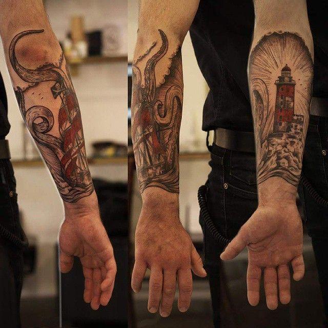 Half Sleeve Tattoos   Tattoo maybe??   Pinterest   Tattoo ...