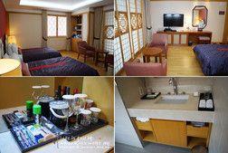 * 한국적인 미가 돋보이는 서울파트너스하우스의 객실 내부 모습