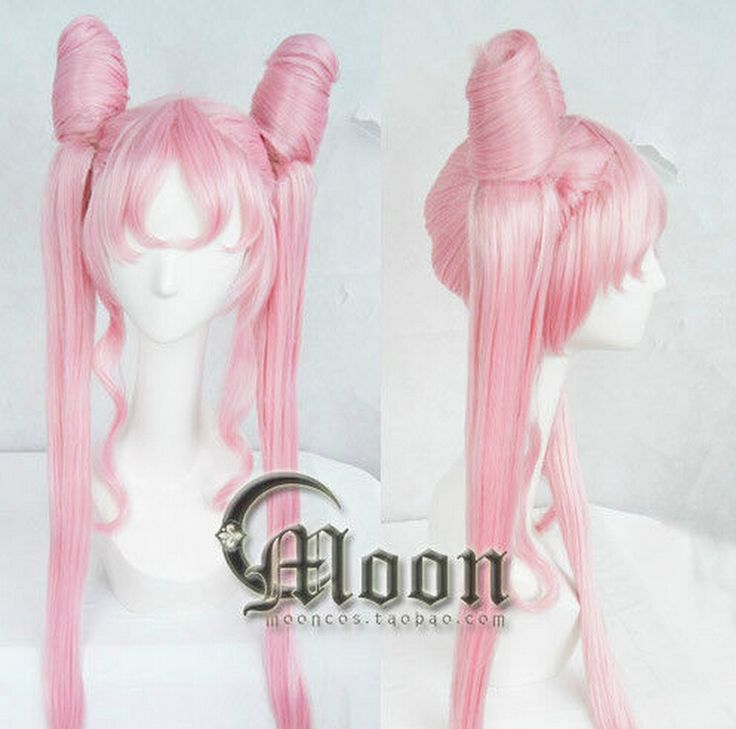 39.89$  Know more - http://ai9vr.worlditems.win/all/product.php?id=32726963476 - parrucca perruque DYZ 718+++BLACK LADY Sailor Moon Sailor Chibi moon Small Lady Pink Cosplay Party Wig Hair women's peruca hair
