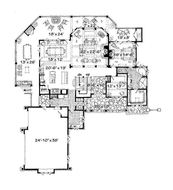 224 Best Home Plans Images On Pinterest