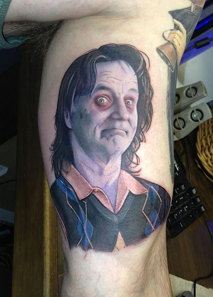 192 best images about horror tattoos on pinterest for Tattoo van halen