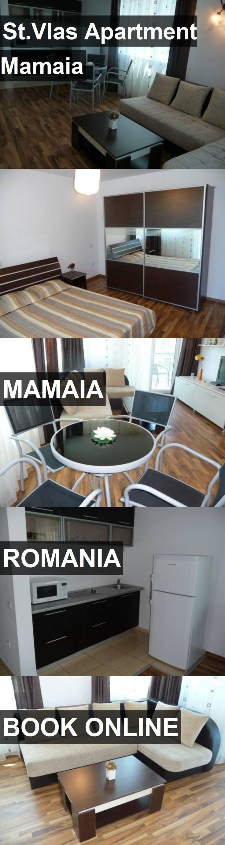 St.Vlas Apartment Mamaia in Mamaia, Romania. For more information, photos, reviews and best prices please follow the link. #Romania #Mamaia #travel #vacation #apartment