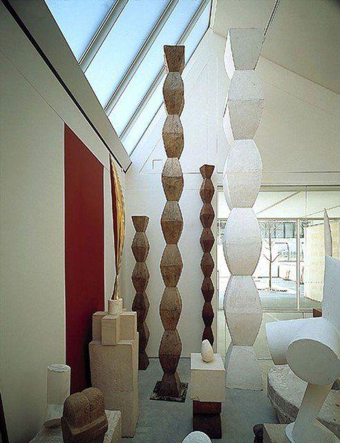 Константин Бранкузи авангард в скульптуре. Прототипы нескончаемой колонны