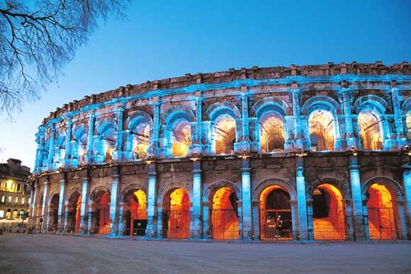 miss this place..Nimes, France