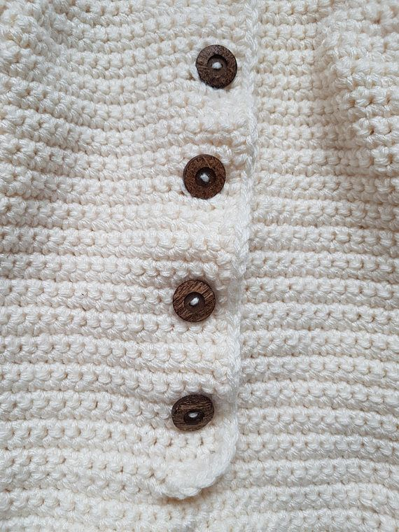CROCHET PATTERN BABY Romper Coverall Hooded baby Bunting | Crochet ...