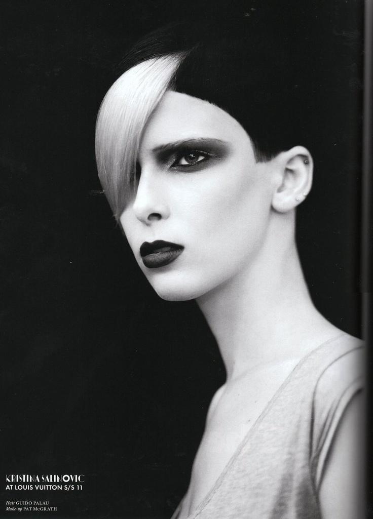 93 best guido palau images on pinterest hair stylists amazing love magazine life as theater boo george photographer guido palau hair stylist julien urmus Choice Image