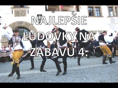 Najlepšie slovenské ľudovky na zábavu 4