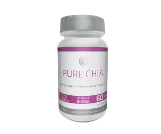 Pure Chia - Antioxidante, Omega 3 e 6,