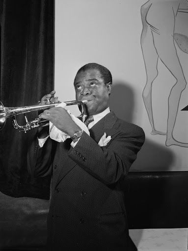 Louis Armstrong William Gottlieb. Used by permission. 1946