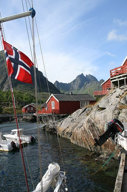 Lofoten – beautiful islands