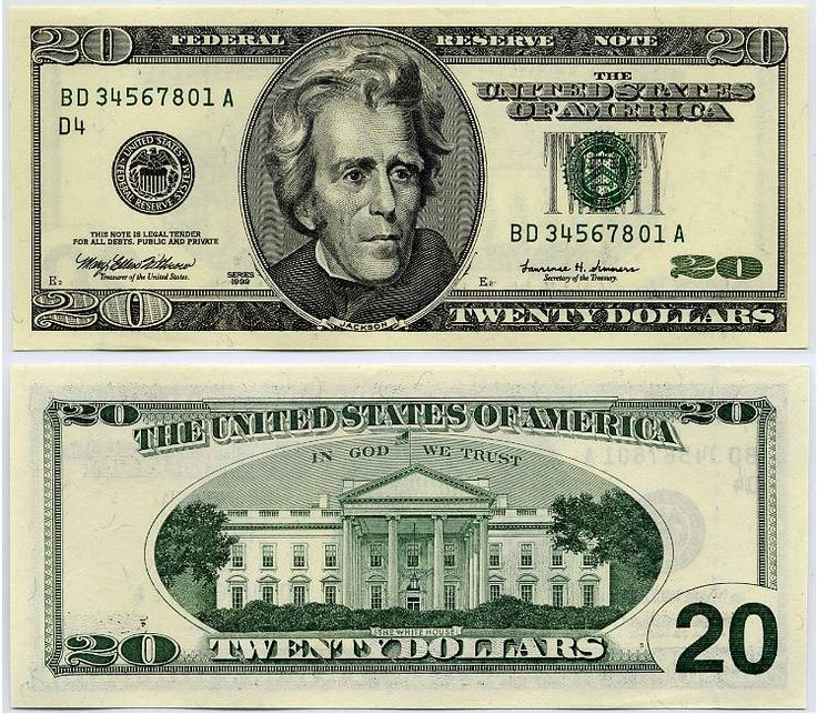 Best United States Currency Images On   Banknote