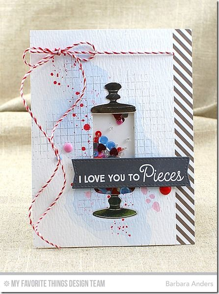 Paper Pursuits: I Love You To Pieces–CTD #378