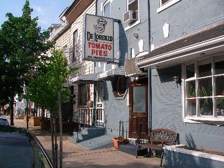 Delorenzo S Restaurant Trenton Nj