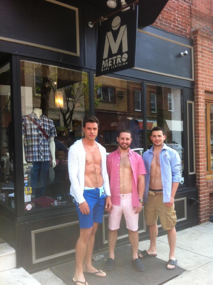 Metro Men's Clothing