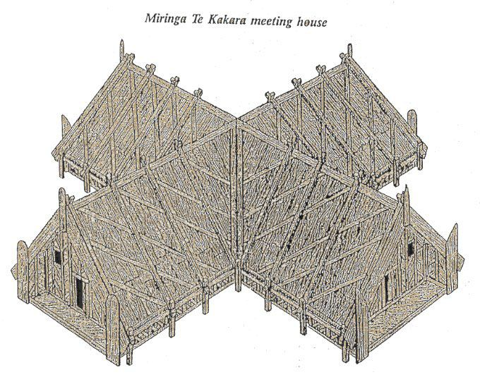 The Crosshouse of Miringa Te Kakara1