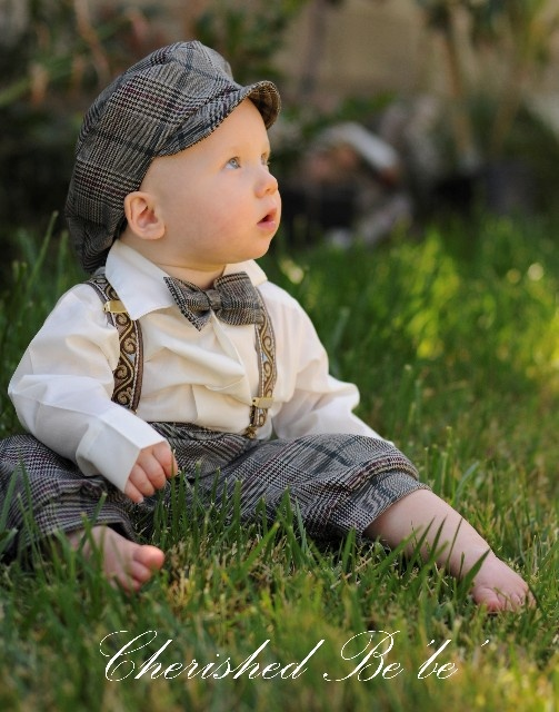 boys knicker outfit. soo cute!  i want for Caiden's 1 year photos ;)