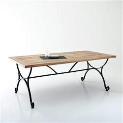 13 best images about divanes de hierro on pinterest - Table fer forge ikea ...