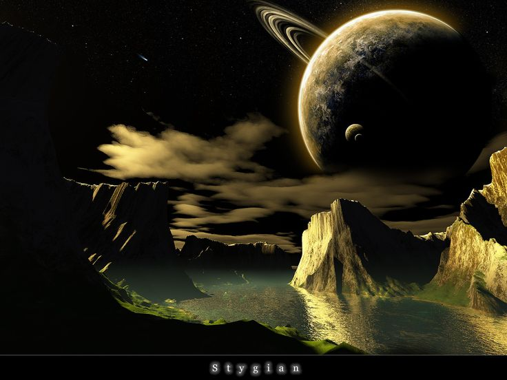 Space Art HD Wallpaper | Hd Desktop Wallpaper