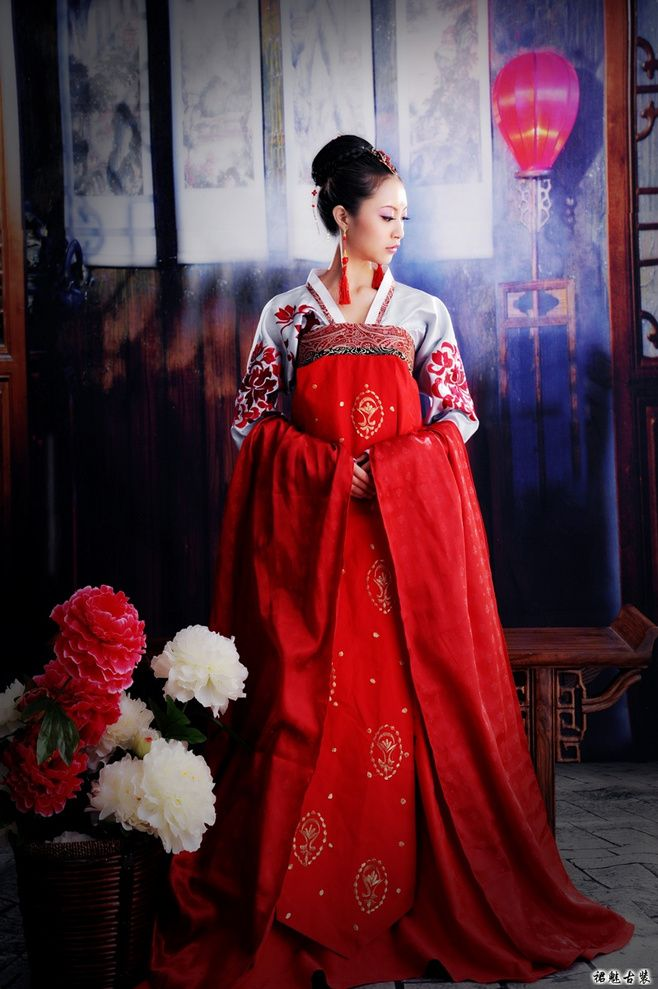 Traditional clothes of Han people