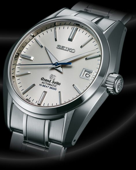 Grand Seiko - technical prowess plus incredible workmanship, at a fraction of the cost.