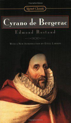 Cyrano de Bergerac - Edmund Rostand #whatshesreadingnow