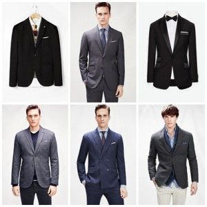 #Mango, Nueva #Colección De #Blazers Para Hombre  #moda #firmas #hombre