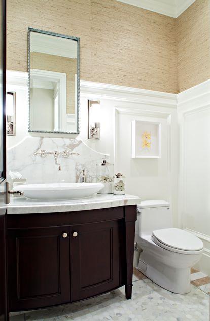 Guest Bathroom Ideas Half Baths Toilet Storage