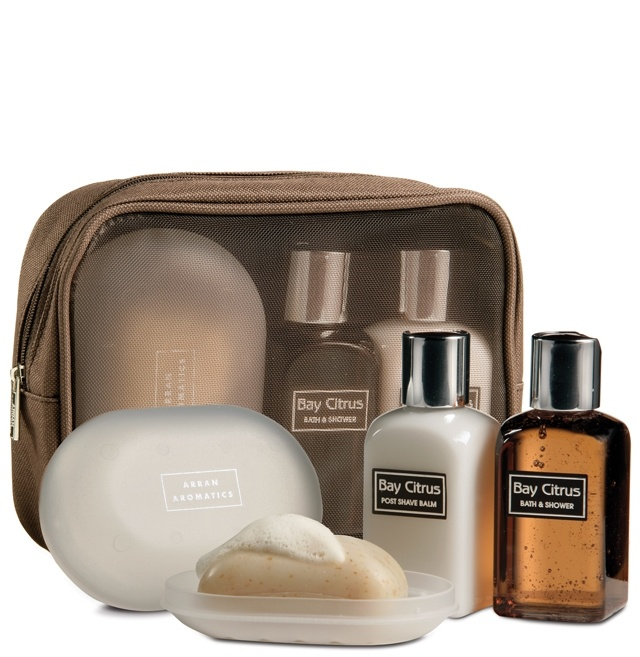 Gifts - Bay Citrus Men's Wash Bag £20.00