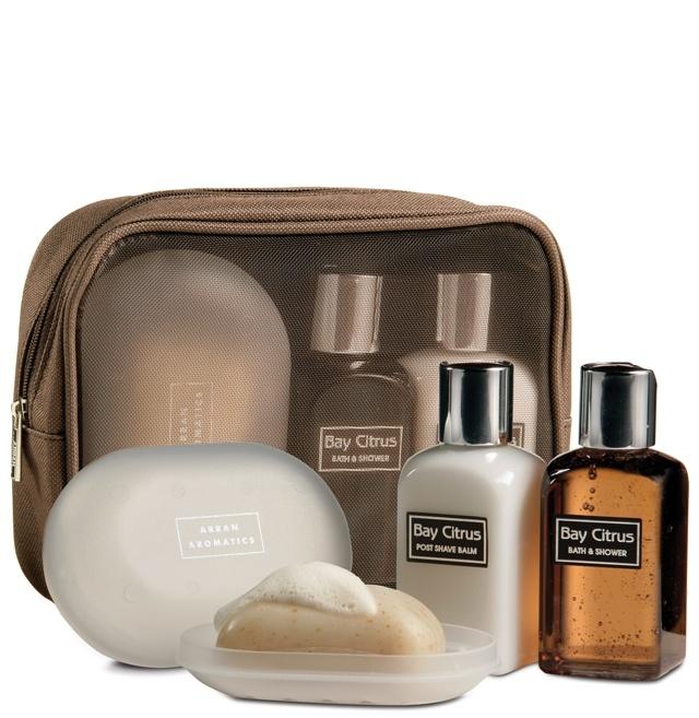 Gifts - Bay Citrus Men's Wash Bag £20.00