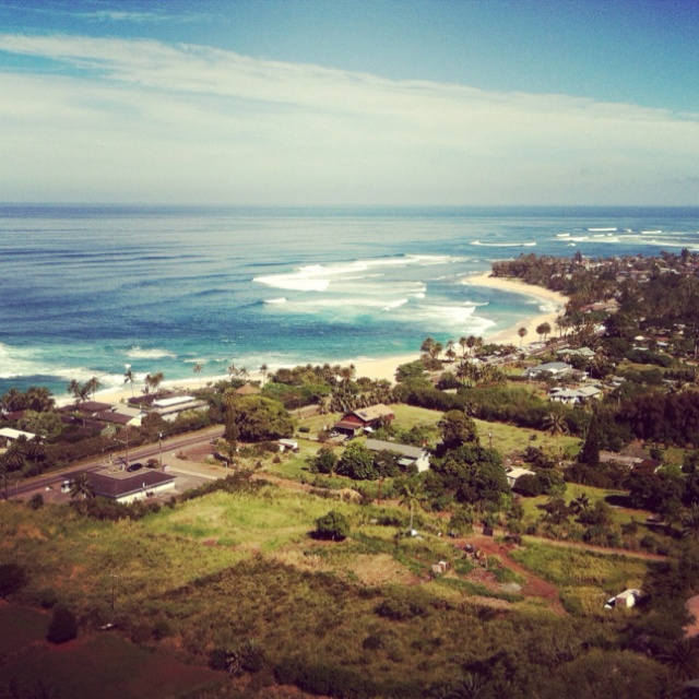 Hike view overlooking North Shore Oahu in Hawaii. I could stay forever!: Hiking View, Favorite Places, View Overlook, Oahu Adventures, North Shore Oahu, Stay Forever, Jrr Tolkien, Overlook North