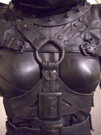 Epic armor-y-ish top thing-y…Psyché Exhibition  Hiroshi Nonami