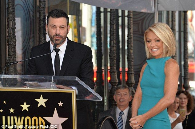 ♥♥♥Kelly Ripa♥♥♥ 'You really are the greatest': The late night talk show host praised the gorgeous blonde...