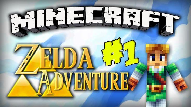 Minecraft: Zelda Adventure | Episodio 1 - Pezzo L'Eroe (+playlist)