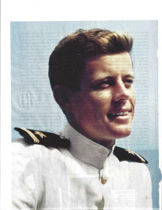 John F Kennedy Outline