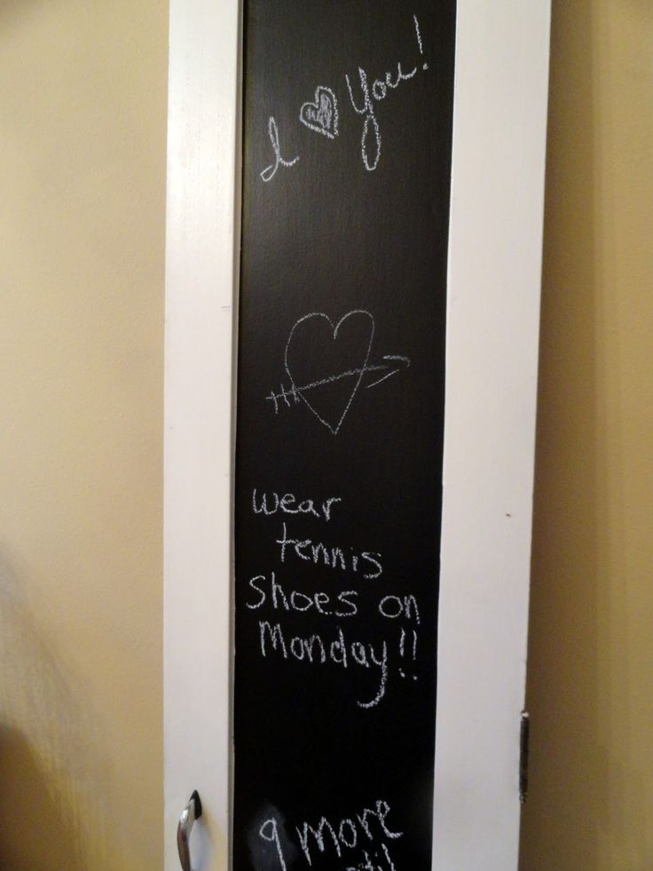 Antigue Door Chalkboard : Best chalkboard pantry doors ideas on pinterest
