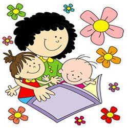 Детские стихи о маме