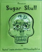 Sugar Skull molds/kits, as well as Sugar skull cookie cutters... and everything else you could possibly want for your Day Of The Dead celebrations!