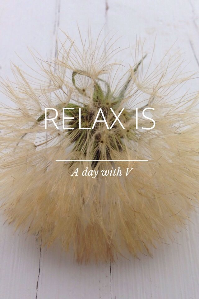 Relax is_Check out this story by Valentina on Steller