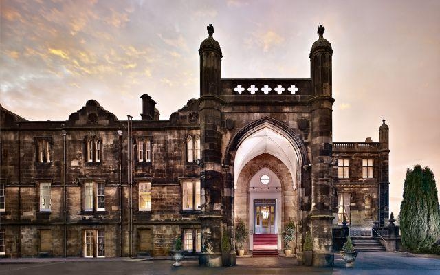 Luxury Scottish Weddings: Mar Hall Golf