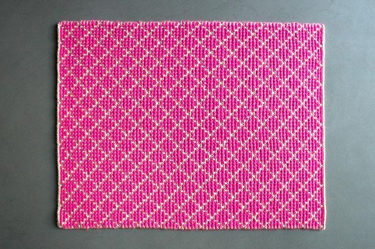 577 best mantas tejidas con dos agujas images on Pinterest   Bolsos ...