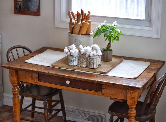 Dining Rustic Farm Table Farmhouse Tables Farmhouse Style Comfy Room